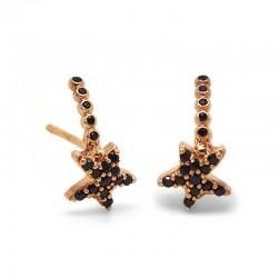 Pendientes Espinela Star