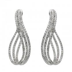 Aro Triple Diamantes