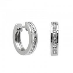 Pendientes Carril Diamantes