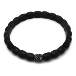 Pulsera Diamantes Black