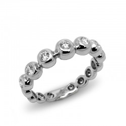 Anillo Chatones Diamantes
