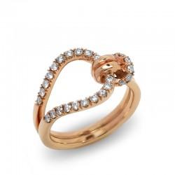 Anillo Diamantes