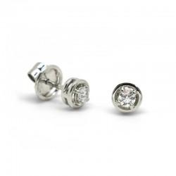 Pendientes Diamantes Garra