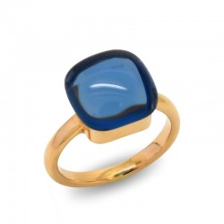 Anillo Terbium London Blue