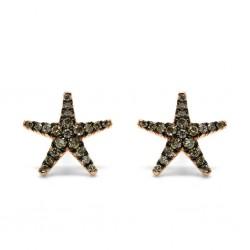 Pendientes Star Diamantes...
