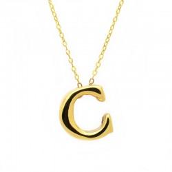 """Colgante Letra """"C""""..."""